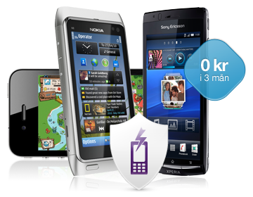telia försäkring iphone