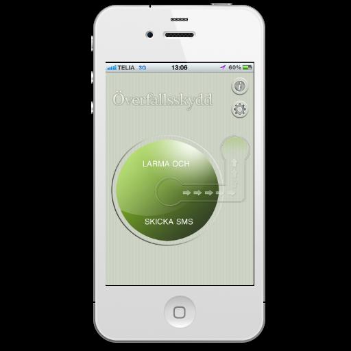 Överfallsskydd till din iPhone | Smartare Vardag