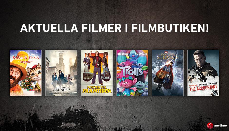 Filmtips 2 mars